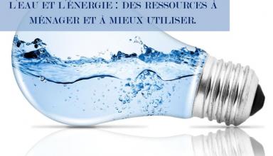 eau et energie